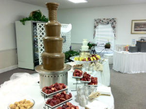 Chocolate Fountains 4